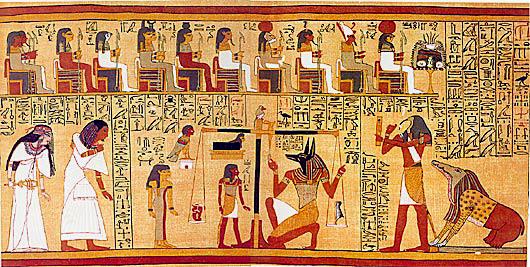 как сделать папирус